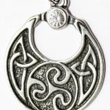 Pandantiv celtic Amuleta reginei Boudicca - Pandantiv fashion