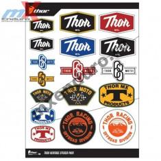 MXE Set abtibilde Thor S15 Decal Sheet Heritage Cod Produs: 43201572PE - Stikere Moto