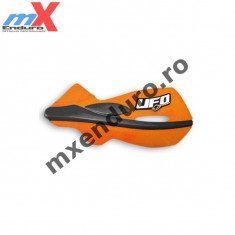 MXE Protectii maini Ufo Patrol portocaliu/negru Cod Produs: UF1642127AU - Protectii moto