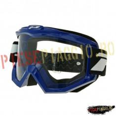 Ochelari ProGrip Race Line 3201, albastrii PP Cod Produs: 7120003MA - Ochelari moto