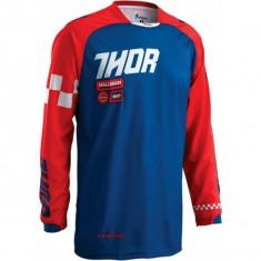 MXE Tricou motocross copii Thor Phase Ramble, navy/rosu Cod Produs: 29121318PE - Imbracaminte moto