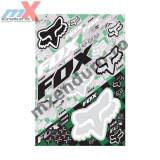 MXE Set Abtibild Fox Race Cod Produs: 06241000NSAU