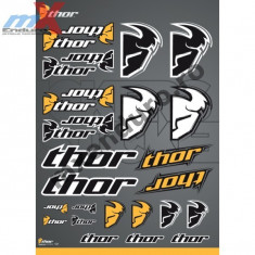 MXE Set abtibilde Thor S13 Decal Sheet Corpo 9.5x13 Cod Produs: 43201444PE - Stikere Moto