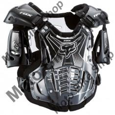 MBS FOX BRUSTPANZER AIRFRAME XL, schwarz, XL, 15/137, Cod Produs: 06069001006AU - Armura moto