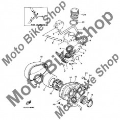 MBS Racord filtru aer carburator 2005 Yamaha VIRAGO 250 (XV250T) #25, Cod Produs: 2UJ144690000YA - Filtru aer Moto