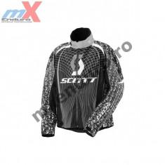 MXE Geaca moto/atv/snowmobil Scott SMB Jacke X-Raze TP, culoare negru/alb Cod Produs: 2206351007 - Imbracaminte moto