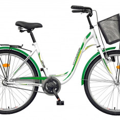 DHS CITADINNE 2632 PB Cod Produs: 21526324393 - Bicicleta de oras, Otel