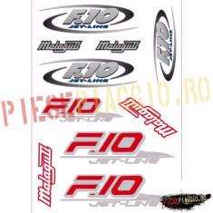 Set abtibilde Malaguti F10 PP Cod Produs: 3454 - Stikere Moto