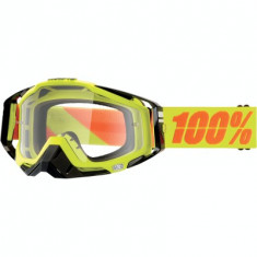 MXE Ochelari cross/enduro 100% Neon Sign lentila clara Cod Produs: 26011762PE - Ochelari moto