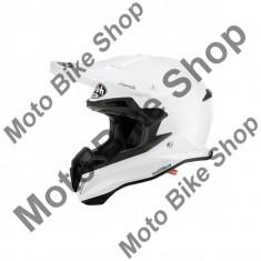MBS Casca motocross Airoh Terminator 2.1 Color, alb, M=57-58cm, Cod Produs: T214MAU