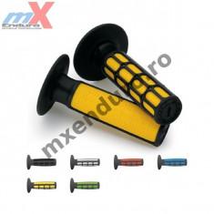 MXE Mansoane cross/enduro Scott, culoare galben/negru Cod Produs: 205790005 - Mansoane Moto