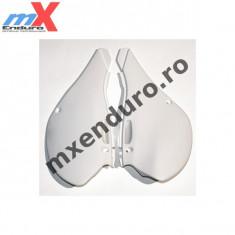 MXE Laterale spate Kawasaki KX 125+250/99-02 culoare alb Cod Produs: UF3721047AU - Carene moto