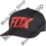 MBS Sapca Fox Flexfit Swingarm, negru, L/XL, Cod Produs: 13237001LXLAU - Sapca Barbati