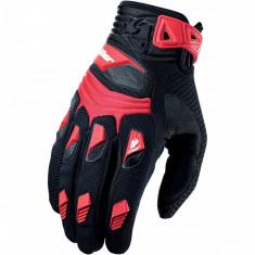 MXE Manusi motocross Thor Deflector culoare rosu Cod Produs: 33302815