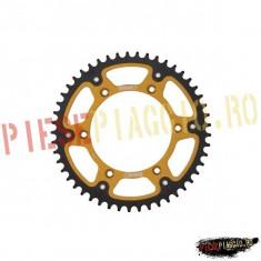 Pinion spate AL Supersprox 520 Z48 PP Cod Produs: 7582802MA - Pinioane transmisie Moto