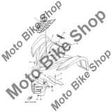 MBS Masca fata 2006 Yamaha Wolverine 350 2WD (YFM35XV) #3, Cod Produs: 3C2F83090000YA