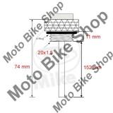 MBS Ceas temperatura ulei JMP, M 20X1.5MM, Cod Produs: 7090459MA