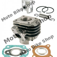 MBS Set motor Aprilia/Minarelli/Yamaha AC orizontal D.40, Cod Produs: 100080030RM - Motor complet Moto
