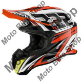 MBS Casca motocross Airoh Terminator 2.1 Tc15 Cairoli, portocaliu, M=57-58 BIFA, Cod Produs: T2TC15MAU