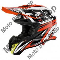 MBS Casca motocross Airoh Terminator 2.1 Tc15 Cairoli, portocaliu, M=57-58, Cod Produs: T2TC15MAU