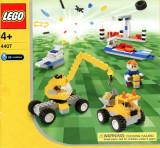 Lego 4407 Transportation
