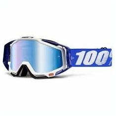 MXE Ochelari cross/enduro 100% Cobalt Blue lentila colorata Cod Produs: 26011748PE - Ochelari moto