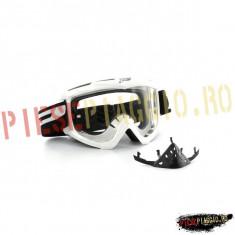 Ochelari ProGrip Basic Line 3301, albi PP Cod Produs: 7120256MA