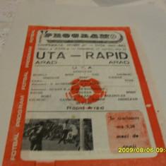 Program        UTA   -  Rapid Arad
