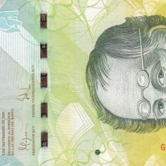 VENEZUELA 50 bolivares 2009 VF+!!! - bancnota america