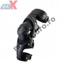 MXE Orteza genunchi Evs culoare negru Cod Produs: WEBL - Protectii moto