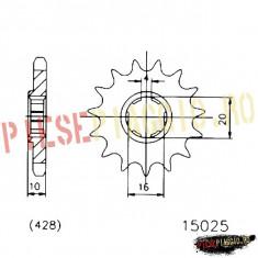 Pinion fata Z13 428 Suzuki VL 125 Intruder PP Cod Produs: 7260144MA - Pinioane transmisie Moto