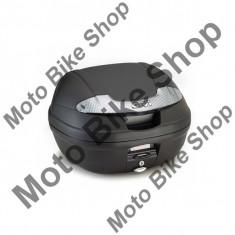 MBS GIVI TOPCASE E340 VISION MONOLOCK MIT PLATTE UND KIT, klarglasreflektoren, 34 Liter, P:..., Cod Produs: E340NTAU - Top case - cutii Moto