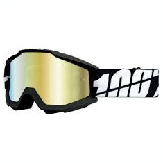 MXE Ochelari cross/enduro 100% Black Tornado lentila colorata Cod Produs: 26011771PE - Ochelari moto