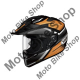 MBS SHOEI HELM HORNET ADV SEEKER TC-8 NLB!!!, schwarz-orange, M=57-58, Cod Produs: 1407102MAU