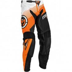 MXE Pantaloni motocross Moose Racing Sahara, portocaliu/negru Cod Produs: 29015396PE - Imbracaminte moto