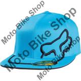 MBS FOX KAPPE ON DUBS 210, electric blue, S/M, 15/190, Cod Produs: 68185029314AU - Sapca Barbati