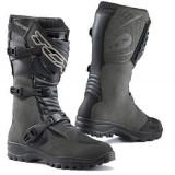 MXE Cizme moto piele Tcx, Gore Tex, Track EVO WP, negru Cod Produs: XS9912W38AU