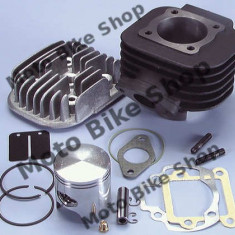 MBS Set motor Aprilia/Minarelli/Yamaha AC vertical D.47, Cod Produs: 1660054PO - Motor complet Moto