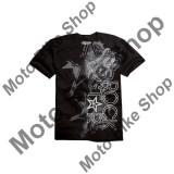 MBS FOX T-SHIRT ROCKSTAR SHOWBOX, black, S, 15/169, Cod Produs: 47936001003AU