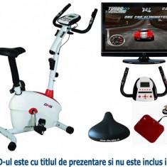 DHS Bicicleta magnetica DHS 2411BG PB Cod Produs: 3202411 - Bicicleta fitness