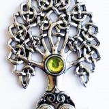 Pandantiv celtic Stejarul lui Merlin - Pandantiv fashion