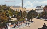 GIURGIU , PIATA CAROL , OFITERI , ANIMATIE , TRASURA, Necirculata, Printata