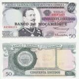 MOZAMBIC 50 escudos 1970 UNC!!!