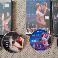 DVD:Capcanele seductiei, Amantul din trecut, Insuportabila usurinta -erotic - Film thriller warner bros. pictures, Romana