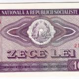1. Bancnota 10 lei 1966 perfect UNC - Bancnota romaneasca