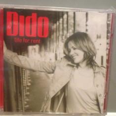 DIDO - LIFE FOR RENT (2003/BMG ARIOLA /UK) - CD /ORIGINAL/NOU/SIGILAT - Muzica Pop
