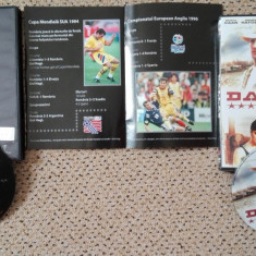 DVD Hagi- vol 1 Nationala, Dallas 362 - DVD fotbal