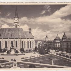 bnk cp Cluj - Piata Unirii - necirculata 1939