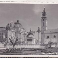 bnk cp Oradea - Piata Unirii - uzata 1939