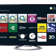 Sony Bravia KDL-42W805A, 3D Smart Full-HD, Triple tunner, 400 Hz, nou! - Televizor LED Sony, 107 cm, Smart TV, Wireless: 1, HDMI: 1